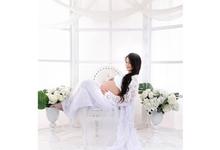 Maternity Robe (Kimono maternity) by Kimono_ku