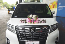Wedding of Mario and Elisha by Michael Wedding Car