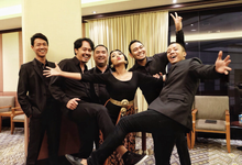 Universe Band for Bank Indonesia Gathering by UNIVERSE BAND