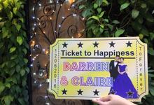 Darren & Clare by PIX