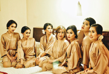 Bridesmaids package by Thee by RDA