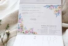Frost Clean Triangle Board Design by Memoir Paperie