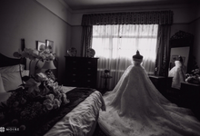 The wedding of Steven & Nia by Moire Photography