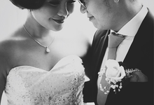 Albert & Yunita Wedding photos by Ace of Creative