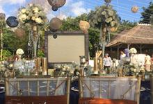 The Wedding Edward Makmur & Deviana Maria Anastasi by RIVIERA EVENT ORGANIZER