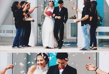 Wedding PUTU & AGUS by YU makeup artist