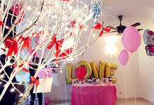 Decorations  by love art design