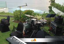 Bali Bossa Band & RVK Bali Sound System Rental by BALI LIVE ENTERTAINMENT