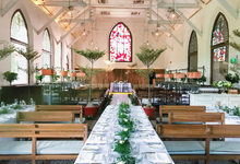 Botanical Wedding Styling by Liz Florals