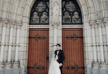Florence & Hendy Wedding by Elsie Chrysila Brides