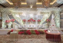 BALLROOM at GRAND HYATT HOTEL JAKARTA  by IMAGE Decoration