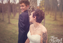 Catie and Dannys Wedding by Free Floating Media