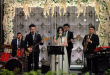 SAY by Luxe Voir at James & Septhyne Wedding by Luxe Voir Enterprise