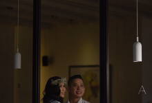 Prewedding Nicho & Hawa by AIKON Photography