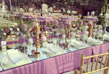 Purple rustic elegant by Bali Signature