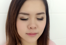 Bridal Makeup Trial  by Am Up Makeup Artistry