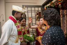 Kumaran & Rathinee Indian Wedding Ceremony by Jamaze Gallery
