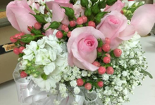 In Pink by Schmidt's Flowers & Accessories