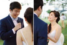 Our Client - Su Kee & Cassandra by Jawn happy.ever.after
