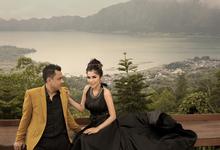 Bali escape prewedding by Asean Photography