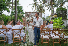 Mae & Luke's intimate wedding in Bali by Butter Bali