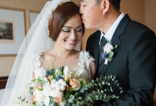 Wedding of Xaverius and Sylvana by Vidi Daniel Makeup Artist managed by Andreas Zhu