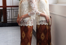 Traditional wedding / wedding adat by STILETTO PAGAR AYU