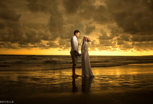 Yodha and zul Prewedding by Naviello Photography
