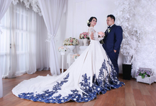 Wedding Gowns by Berkat Kebaya By Devina Shanti