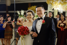 The Wedding of Robert & Marsha by Elbert Yozar