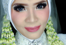 Wedding of Zaza by Moza Make Up & Wedding Gallery