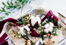 Corsages and boutonnieres by Liz Florals