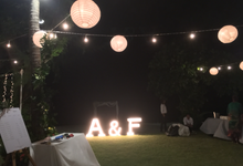 Abde & Florence Weddings by Sound Solution Asia