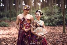 Prewedding Classic S&T  by Allena Make Up