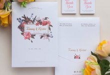 Tommy + Kristal by Caramel Card