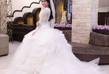 Wedding of Mr Ferdi and Mrs Dita by clownfish photo and videography