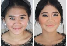 Graduation Makeup by Anatola Arita MakeUp Artist