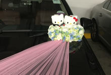 Wedding car by ilmare Wedding