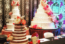 Wedding Expo and Promotion by Amor Cake