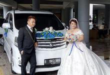 Happy Wedding Andreas & Linda  by Michael Wedding Car