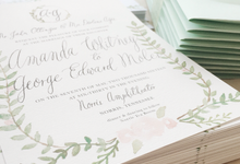 Botanical Suite by Meilifluous Calligraphy & Design