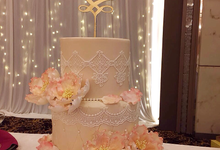 Wedding Cakes by The Quirky Taste