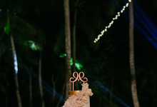 Caslin and Christian Wedding by It's True Wedding Planner and Decoration