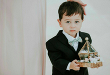 Ring Bearer for Teddy & Madeline by Jeestudio Id