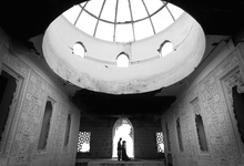 Story of Prewedding : Dian & Akbar by glamour photography