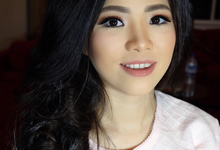 Prewedding Makeup for Jue by Felicaang Makeup Artist