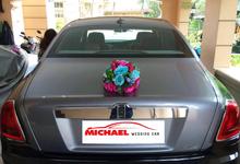 Rolls-Royce by Michael Wedding Car