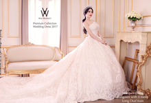 Beauty of Spain  by Vina Wijayanti Bridal