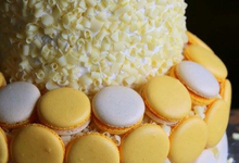 Customise Tier Cake & Desserts  by Cookie Decorating in Singapore