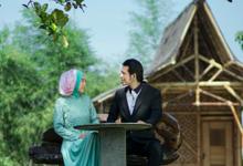Anggi & Sri Prewedding by Park Enterprise